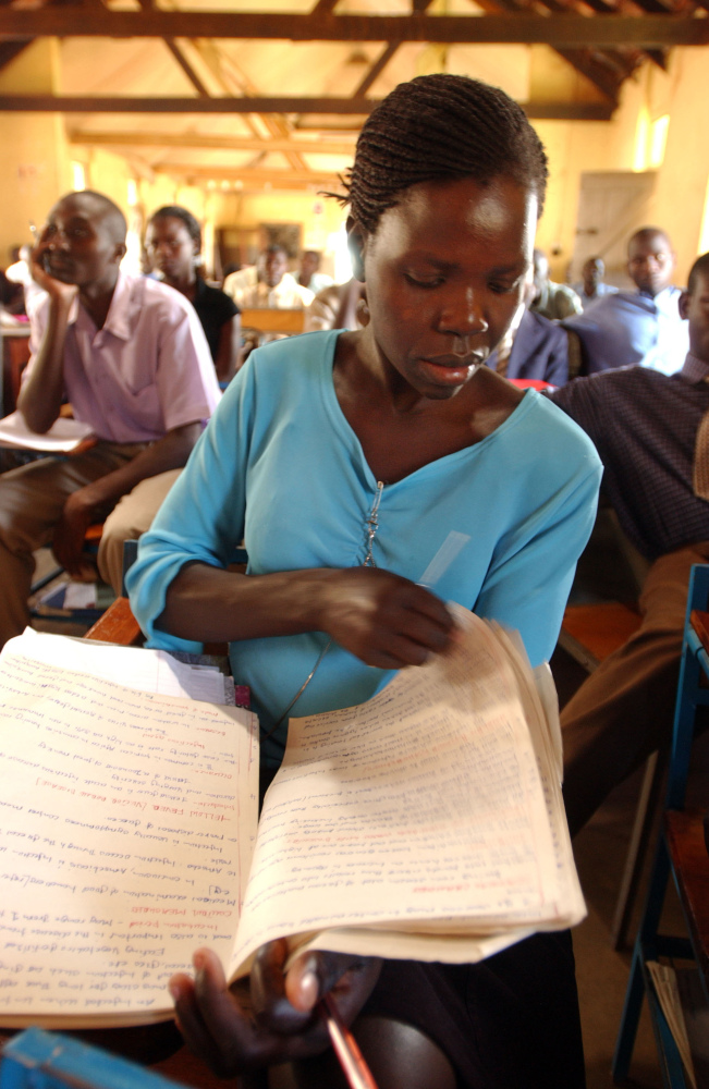 """<a href=""""http://www.unicefusa.org/work/protection/"""" target=""""_hplink"""">UNICEF</a> partners with local Ugandan communities to pr"""