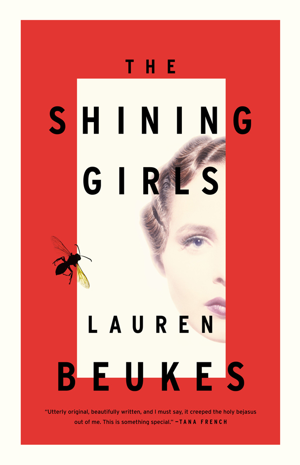 """In the creepy opening chapter, set in 1974, sadist Harper Curtis, who's on the prowl for one of his """"shining girls"""" (""""bright"""