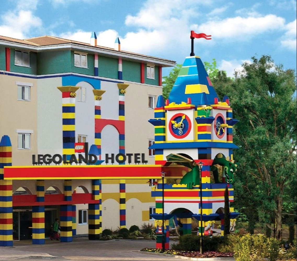 With the April 5 opening of LEGOLAND Hotel, generous parents can give their toy-loving youngsters an unforgettable visit to a