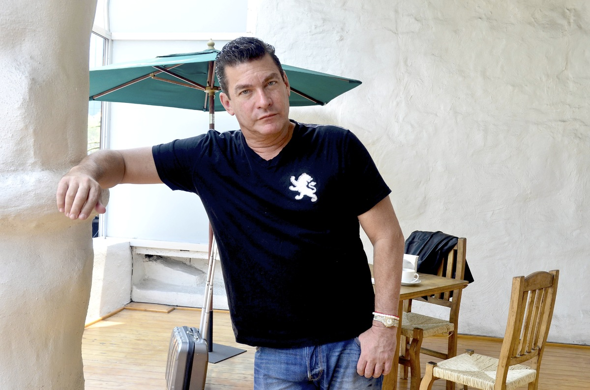 """Sebastián Ligarde ofrecerá un taller sobre la técnica """"Meisner"""", la más efectiva para la actuación en cine, según los experto"""