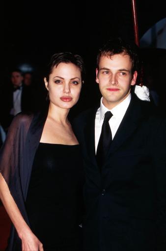 Angelina jolie partners