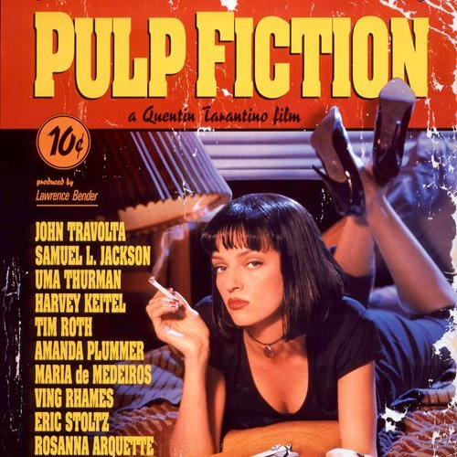 Saturday June 8th Directed by Quentin Tarantino 1994, 154 mins, rated R SOLD OUT  Note: There will be a limited amount of tic