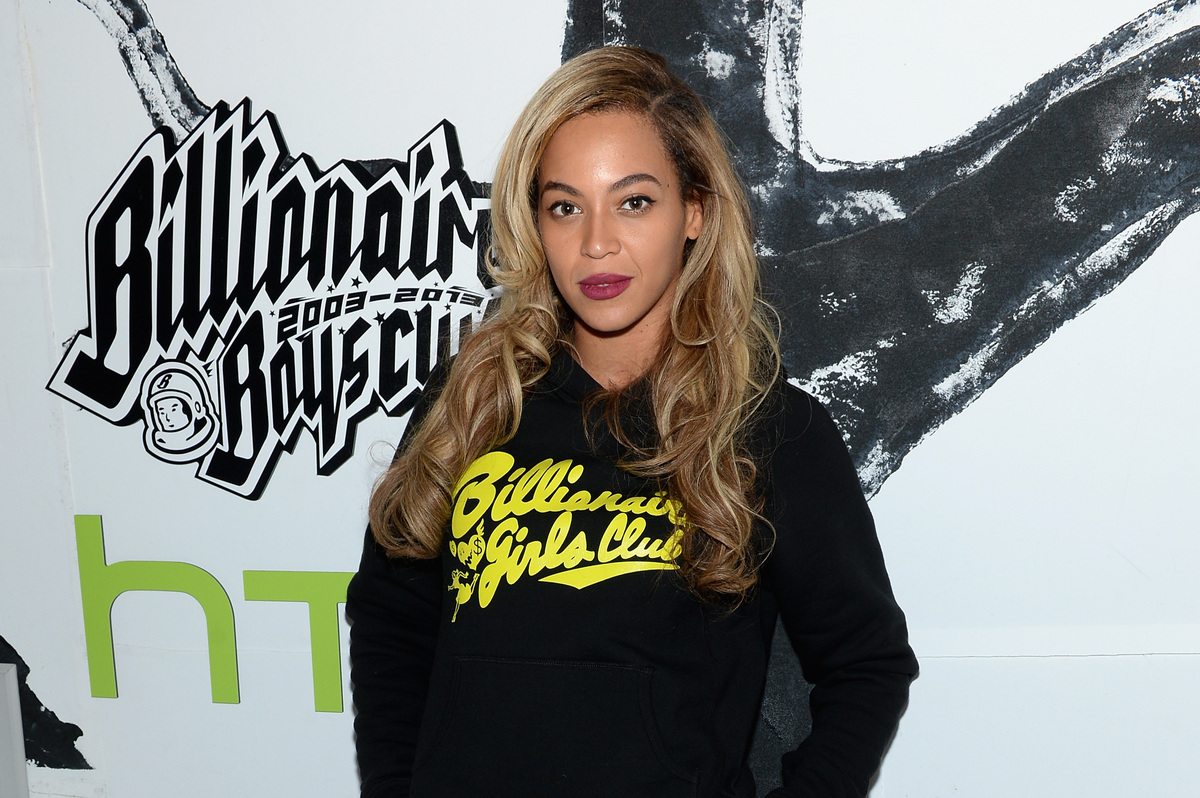NEW YORK, NY - JUNE 04:  Singer Beyoncé attends the 10th anniversary party of Billionaire Boys Club presented by HTC at Tribe