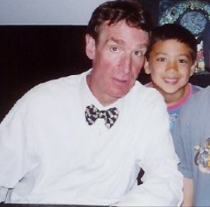 In the '90s, Bill Nye the Science Guy helped more than a few middle schoolers limp through science class. The PBS show, which