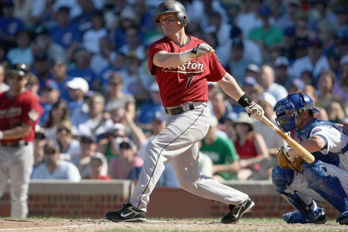 <strong>Cavan Biggio</strong> (2B, St. Thomas HS) Son of Craig Biggio  Drafted by the Philadelphia Phillies in the 29th ro