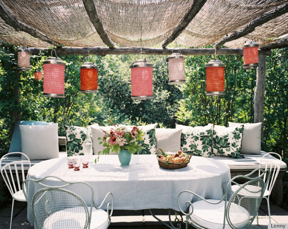 15 Brilliant Ways To Keep Your Home Cool Without Air Conditioning. 8 Summer  Patio Ideas. Credit: U003ca ...