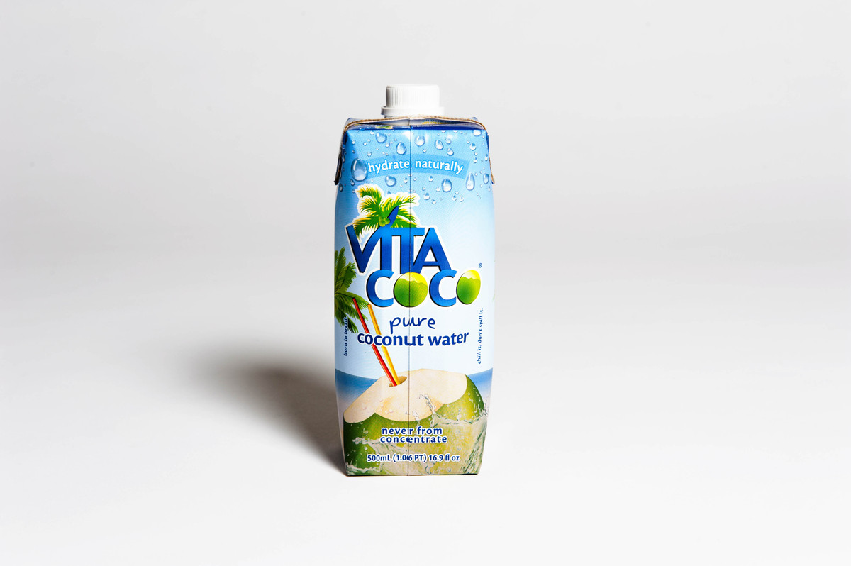 Feasibility Plan of a New Product: Green Coconut Water