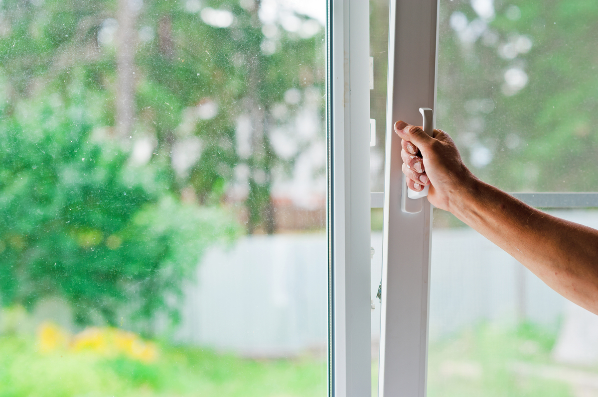 Drafts are every homeowner's greatest enemy, regardless of the season. In the summer, cracks invite heat indoors and let the