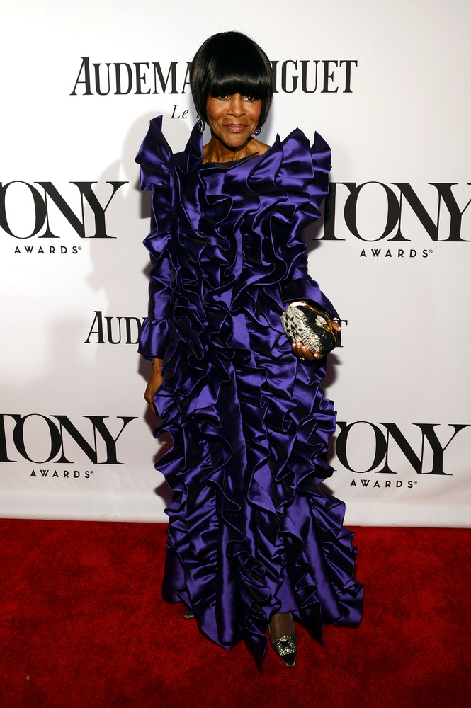 NEW YORK, NY - JUNE 09:  Actress Cicely Tyson attends The 67th Annual Tony Awards at Radio City Music Hall on June 9, 2013 in
