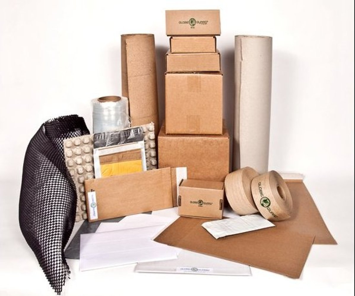 """<a href=""""http://www.globeguardproducts.com/"""" target=""""_hplink"""">Globe Guard's</a> corrugated cardboard boxes are made of 100% p"""
