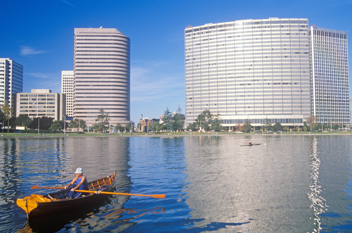 "Oakland's most beloved body of water <a href=""http://www.sfgate.com/bayarea/article/Oakland-celebrates-Lake-Merritt-revival-4"