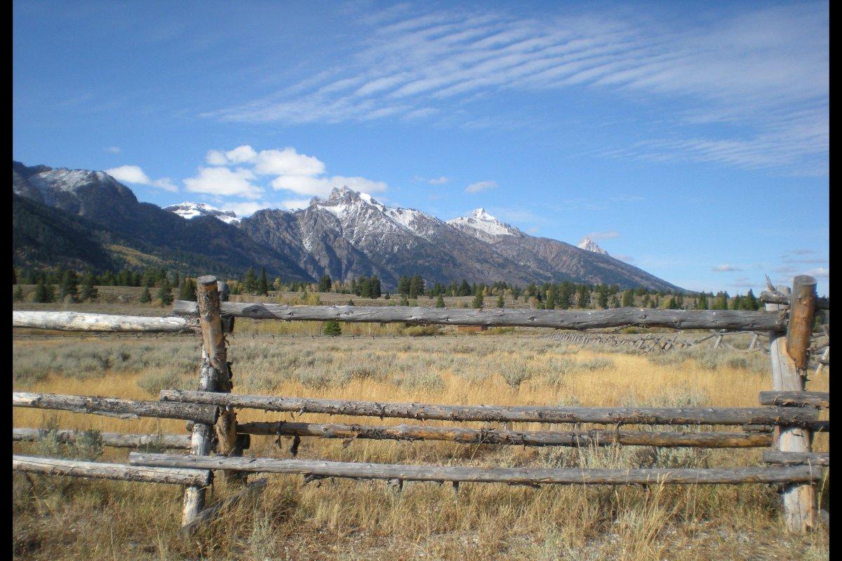 Grand Teton National Park-Photo: Susan Fogwell