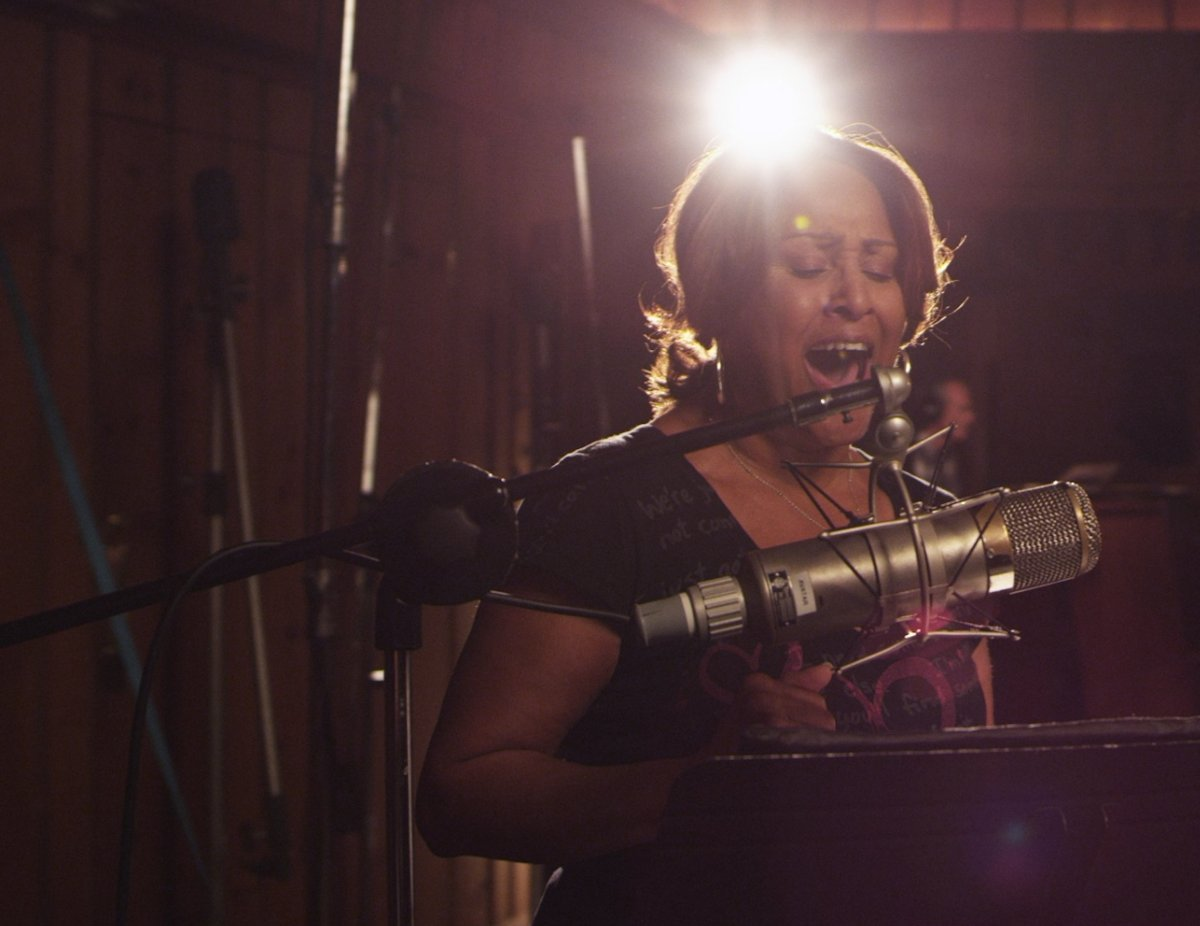 Hard to say who was the first backup singer, but certainly, Darlene Love is one of the godmothers of the genre. You may not r