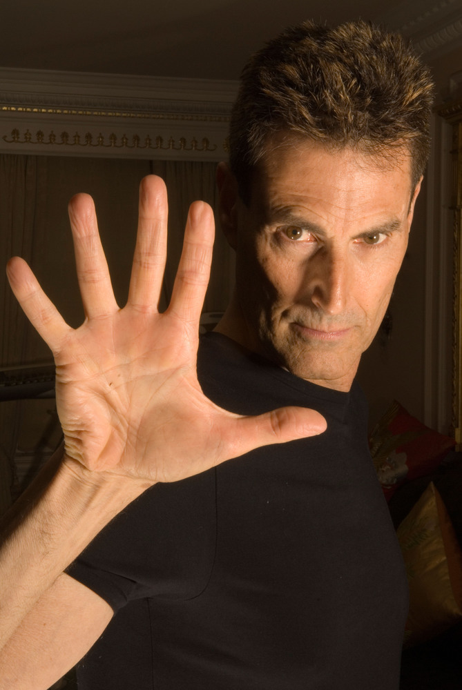 Uri Geller is known for allegedly being able to bend spoons.