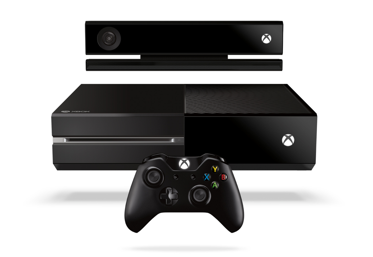 This product image released by Microsoft shows the new Xbox One entertainment console that will go on sale later this year. M