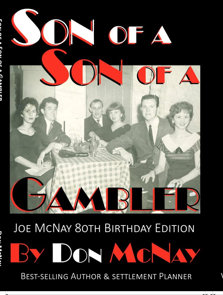 Cover for Son of a Son of a Gambler, released on July 30.