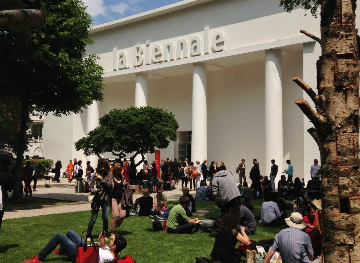 Welcome to the Venice Biennale. From now through November 24, Venice is the host of a bi-annual contemporary art festival acr