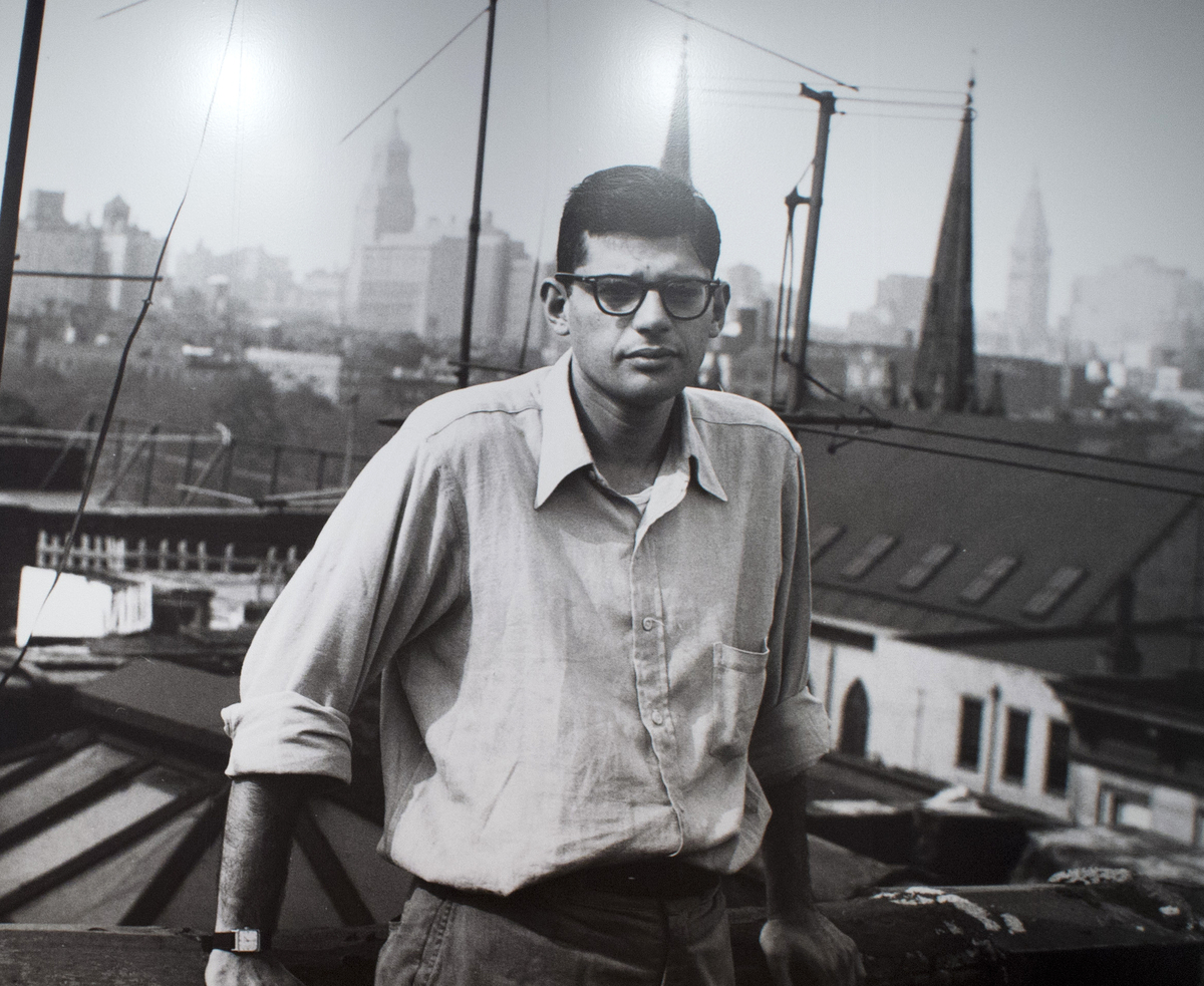 20th-century American poet Allen Ginsberg (1926–1997) is most known for his contributions to the Beat Generation. But before