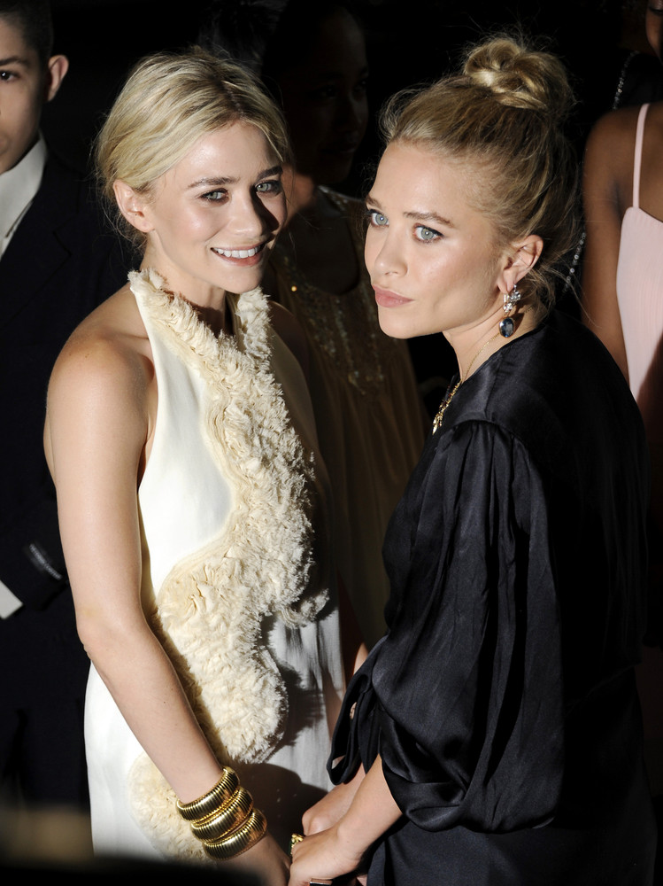 Mary-Kate and Ashley Olsen were well on their way to becoming the moguls they are today when their parents, David and Jarnett