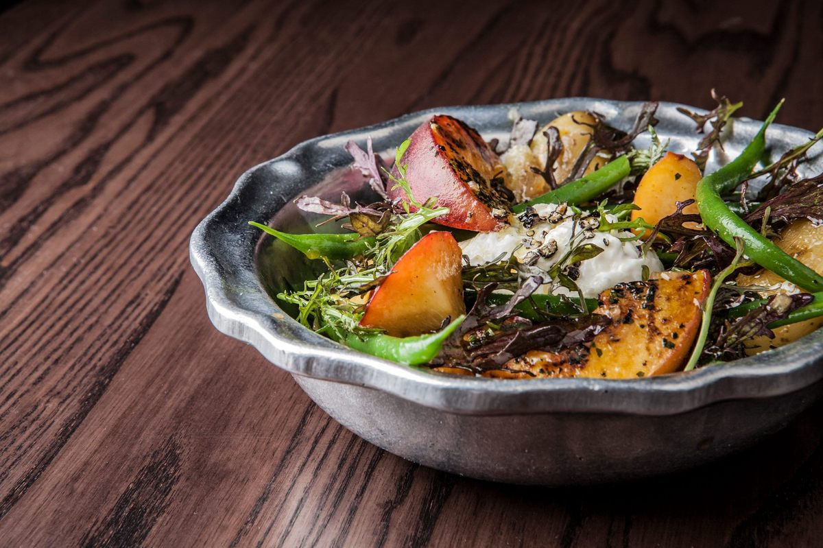 The Parish, chef Casey Lane's gastropub that opened in July of last year, is a triumph of many sorts -- a triumph of cocktail