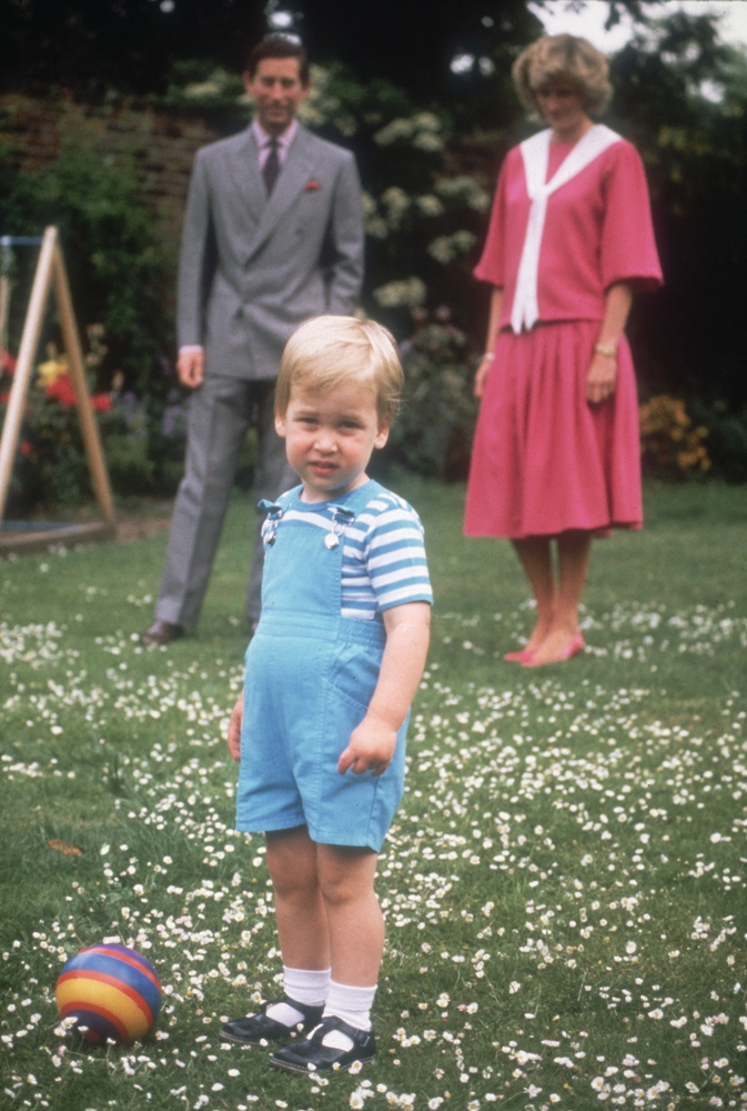 He always rocked the Mary Janes and had the cutest baby style <em>ever</em>.