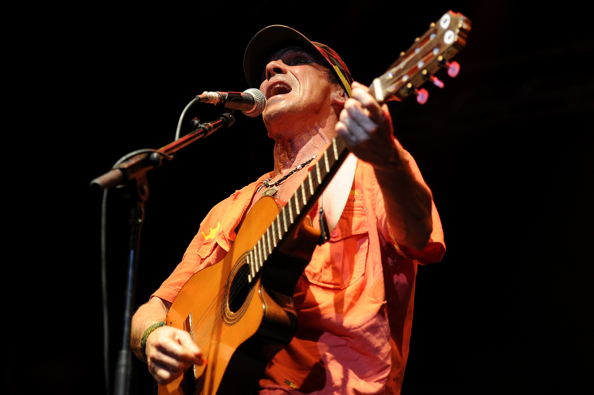 French by birth and Spanish by descent, Manu Chao's deep affection for Latin America and his amazing contributions to its mus