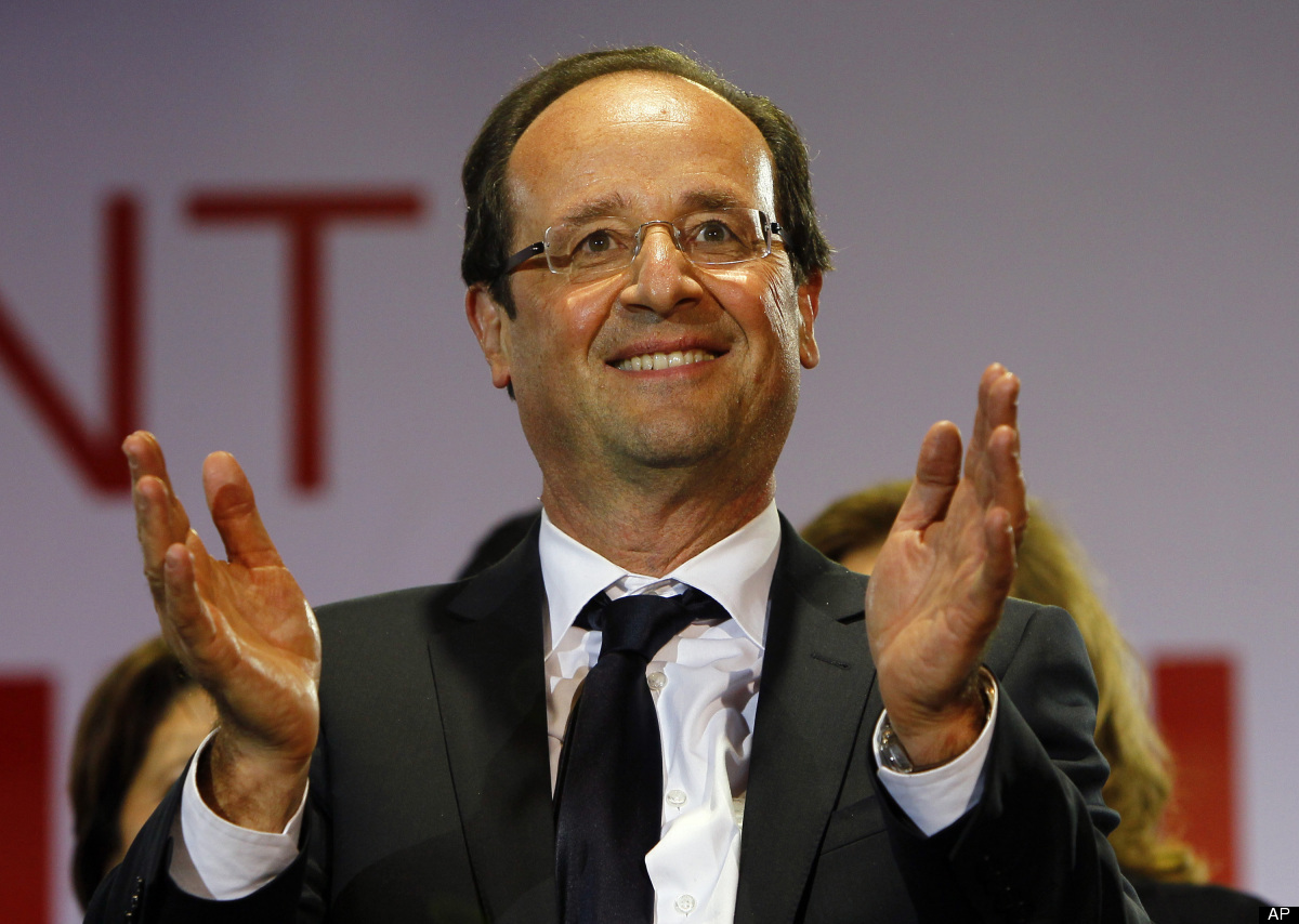 François Hollande has been in politics for decades. He served as an economic adviser under Mitterand, was a member of parliam
