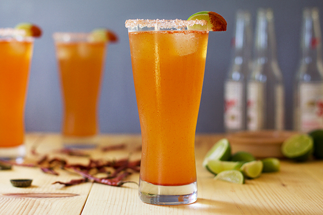 "<strong>Get the <a href=""http://honestlyyum.com/3096/michelada/"" target=""_blank"">Michelada recipe from Honestly Yum</a></stro"
