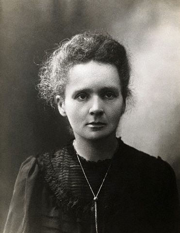 Marie Curie, née Sklodowska (1867-1934) became the first woman to win a Nobel Prize when she was awarded the 1903 Nobel Prize