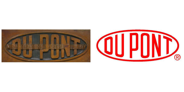 > Logo first used: 1907 > Company founded: 1802 > Revenue: $39.5 billion > Industry: Chemicals  Following its founding as an