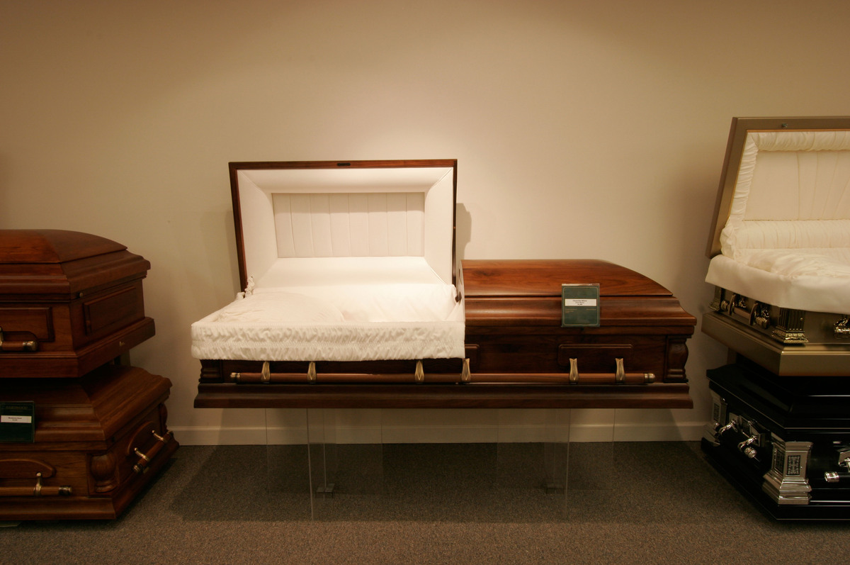 According to U.S. News and World Report, 61.5 percent of funeral service managers are 55 and up.