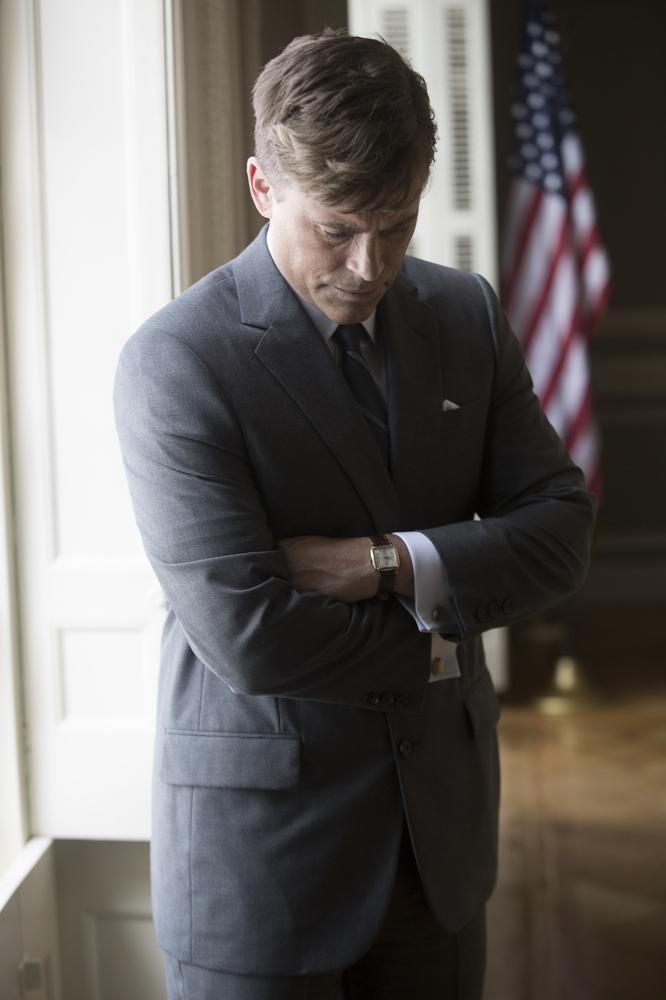 "Rob Lowe stars in ""Killing Kennedy."""