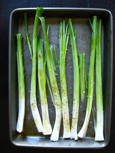 "<strong>Get the <a href=""http://8ateateight.com/2012/05/31/recipe-goodness-grilled-green-garlic/"" target=""_blank"">Grilled Gre"