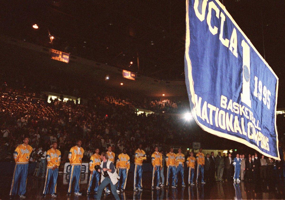 Men's NCAA Titles (11)  - 1964, 1965, 1967, 1968, 1969, 1970, 1971, 1972, 1973, 1975, 1995