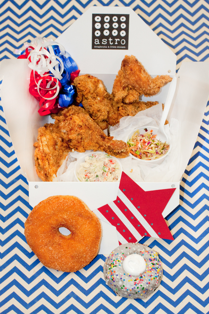"""What's more American than a picnic? Nothing, and <a href=""""http://astrodoughnuts.com/"""" target=""""_blank"""">Astro</a> makes it easy"""