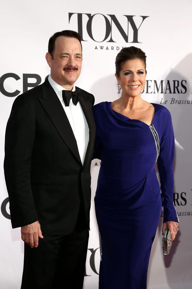 "<em>Married 1988</em>  Tom Hanks' secret ingredient for a happy marriage: <a href=""http://www.people.com/people/article/0,,20"