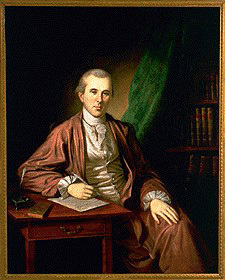 Treasurer of the Mint, signer of the Declaration of Independence, author of medical textbooks, Benjamin Rush was America's be