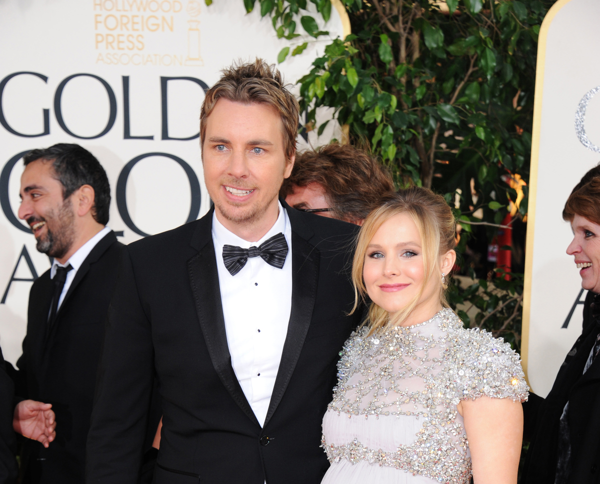 A surprising presidential choice by Kristen Bell and Dax Shepard for their baby girl. With Steven Spielberg's Oscar-nominated