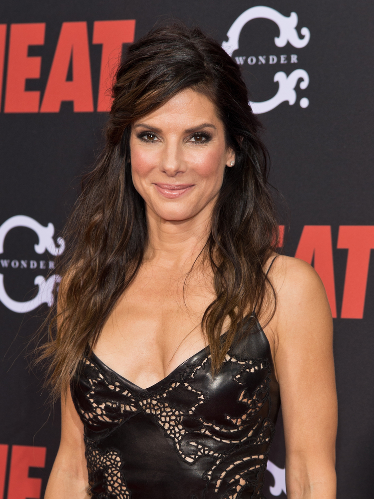 Let's just get this out of the way: We love Sandra Bullock. A lot. She  remains one of the most down-to-earth celebrities and