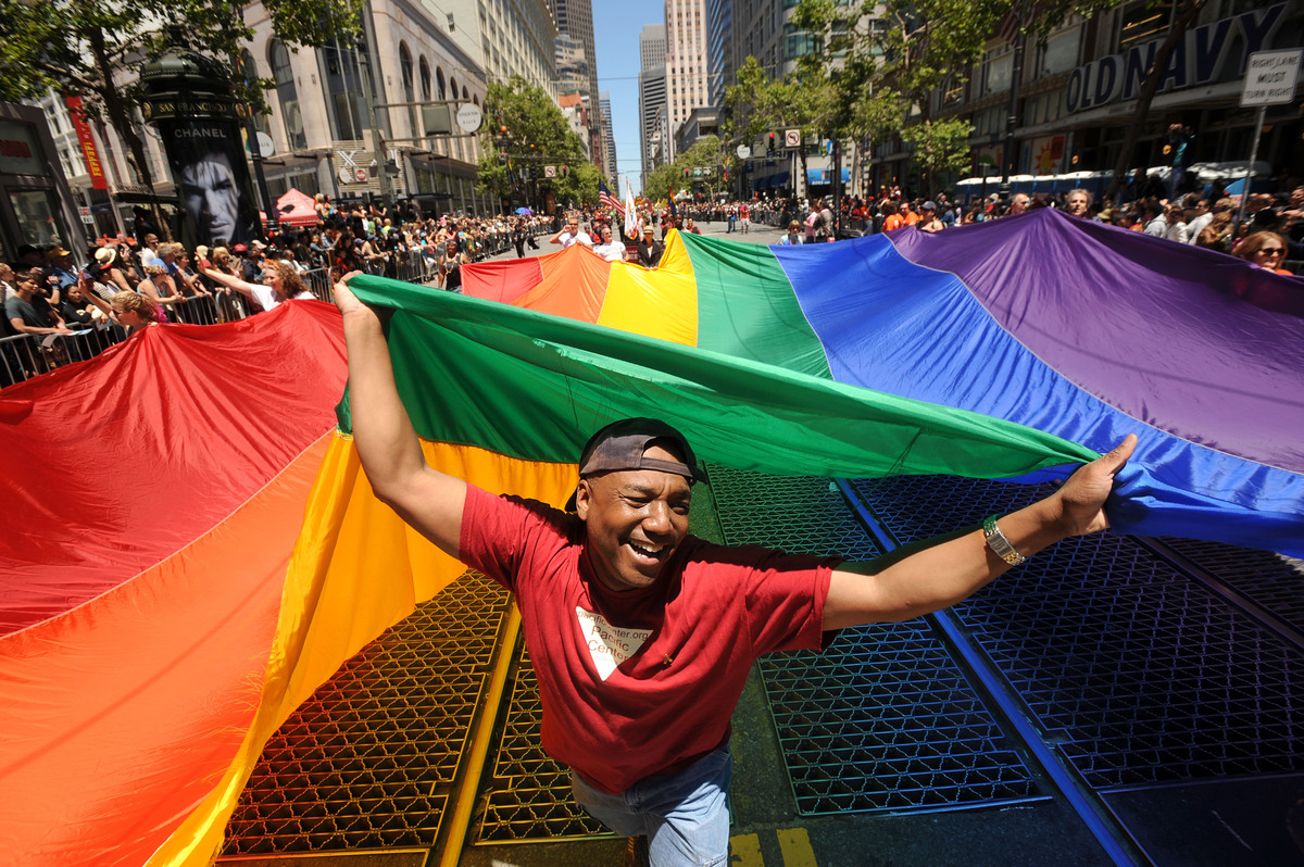 """An exciting week of Pride parties closes with a <a href=""""http://www.sfstation.com/2013/04/09/free-street-fair-festival-guide/"""