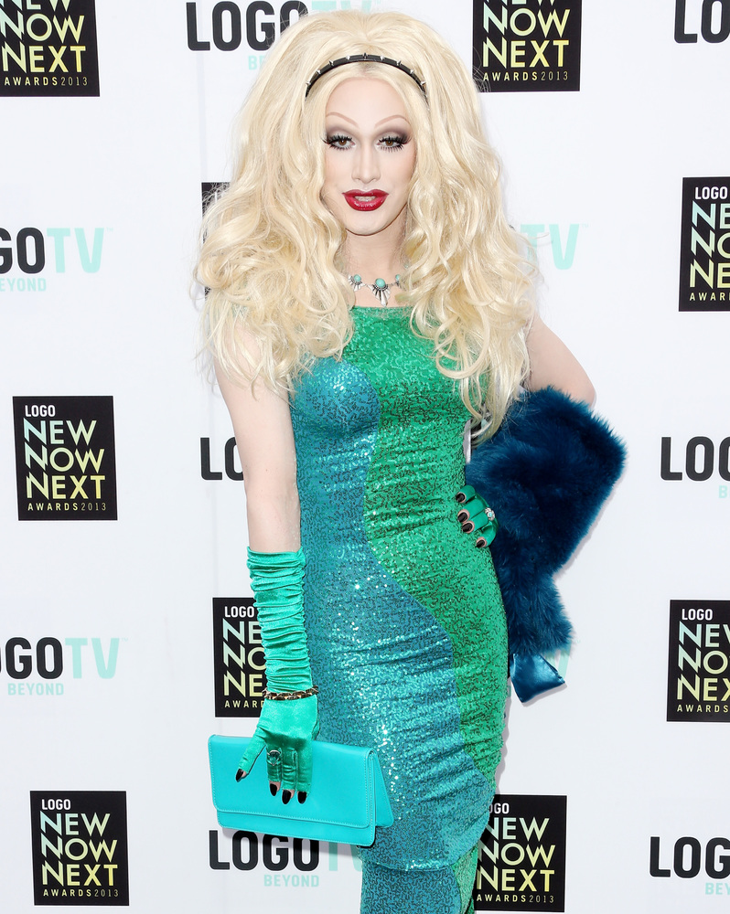 LOS ANGELES, CA - APRIL 13:  Jinkx Monsoon attends the 2013 NewNowNext Awards at The Fonda Theatre on April 13, 2013 in Los A