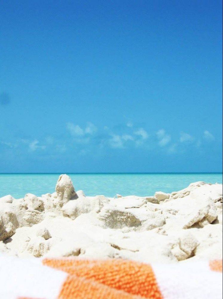 Grace Bay is the most popular stretch of beach on Turks & Caicos, with plenty of shops and restaurants within walking distanc