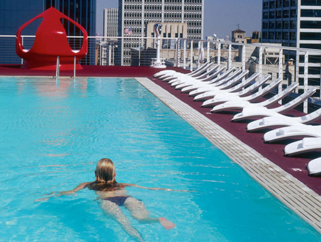 Few hotel pools are as iconic as the one at The Standard Downtown LA, which is likely why Travel + Leisure voted it one of th