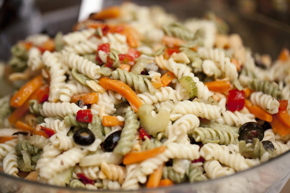 Consider adding whole-grain pasta or rice to your everyday dishes. Mixing whole-grain pasta with white pasta half-and-half ca
