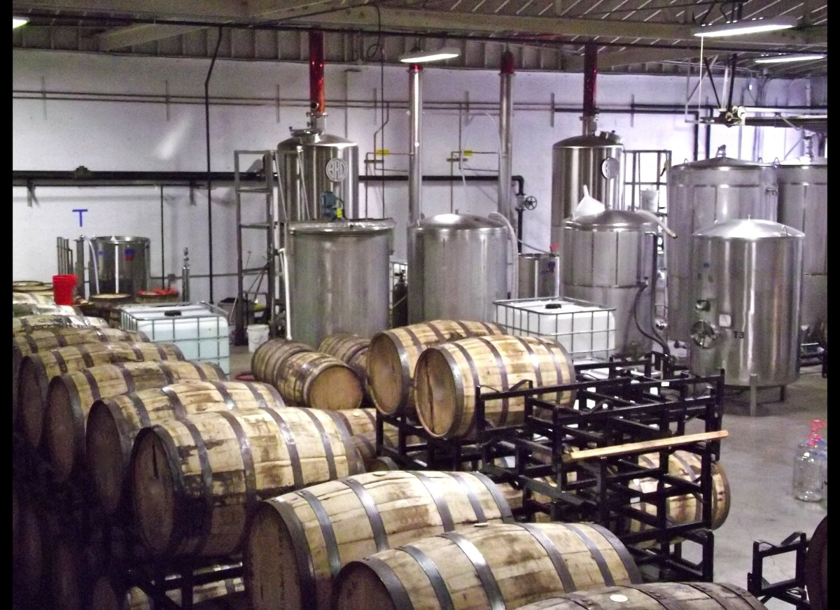 """<strong>See more of <a href=""""http://www.travelandleisure.com/articles/americas-coolest-distilleries/3"""">America's Coolest Dist"""