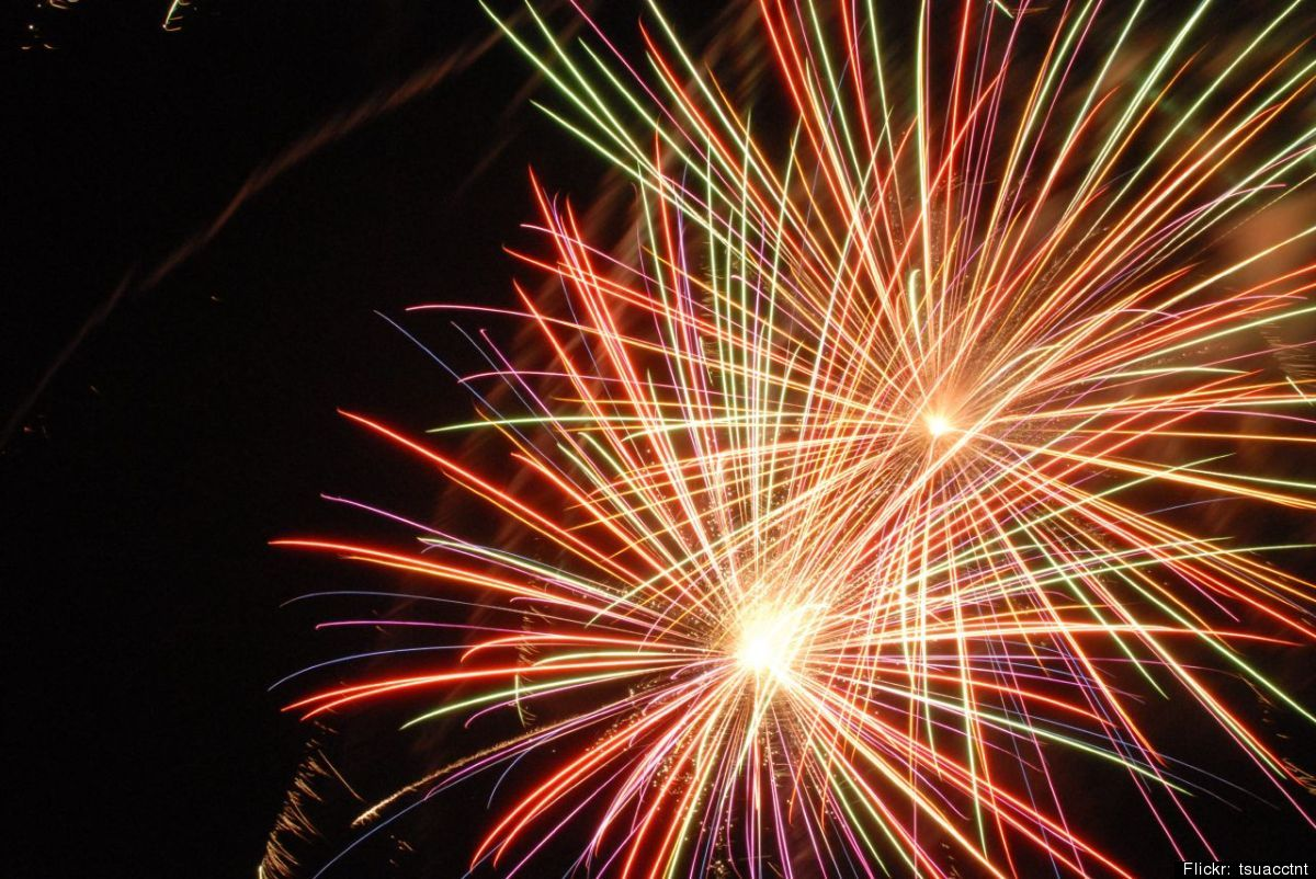 """Fireworks are the quintessential Independence Day activity. But <a href=""""http://www.mnn.com/earth-matters/translating-uncle-s"""
