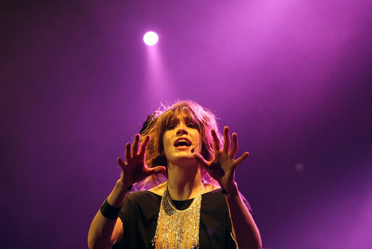 <em>Pictured: Musician Imogen Heap. (Photo by Mark Metcalfe/Getty Images)</em>