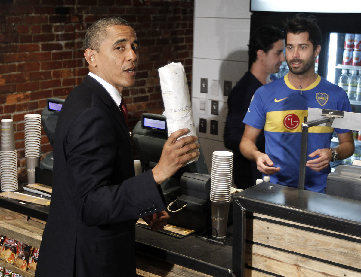 """With eight locations in the D.C.-area and the seal of approval from Barack Obama, who <a href=""""http://www.huffingtonpost.com/"""