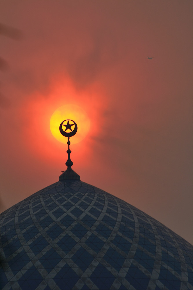 """""""O you who have believed, decreed upon you is fasting as it was decreed upon those before you that you may become righteous -"""