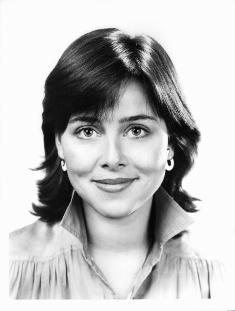 Meredith Vieira CBS News publicity portrait from 'Campaign '84', 1984. (Photo by CBS/Michael Ochs Archives/Getty Images)